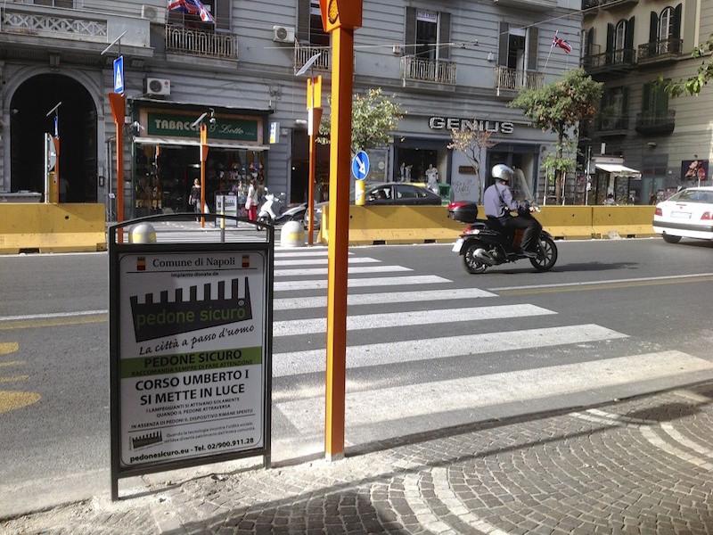 Sicurezza stradale Napoli