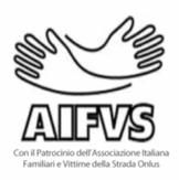 Attraversamenti pedonali logo Aifvs