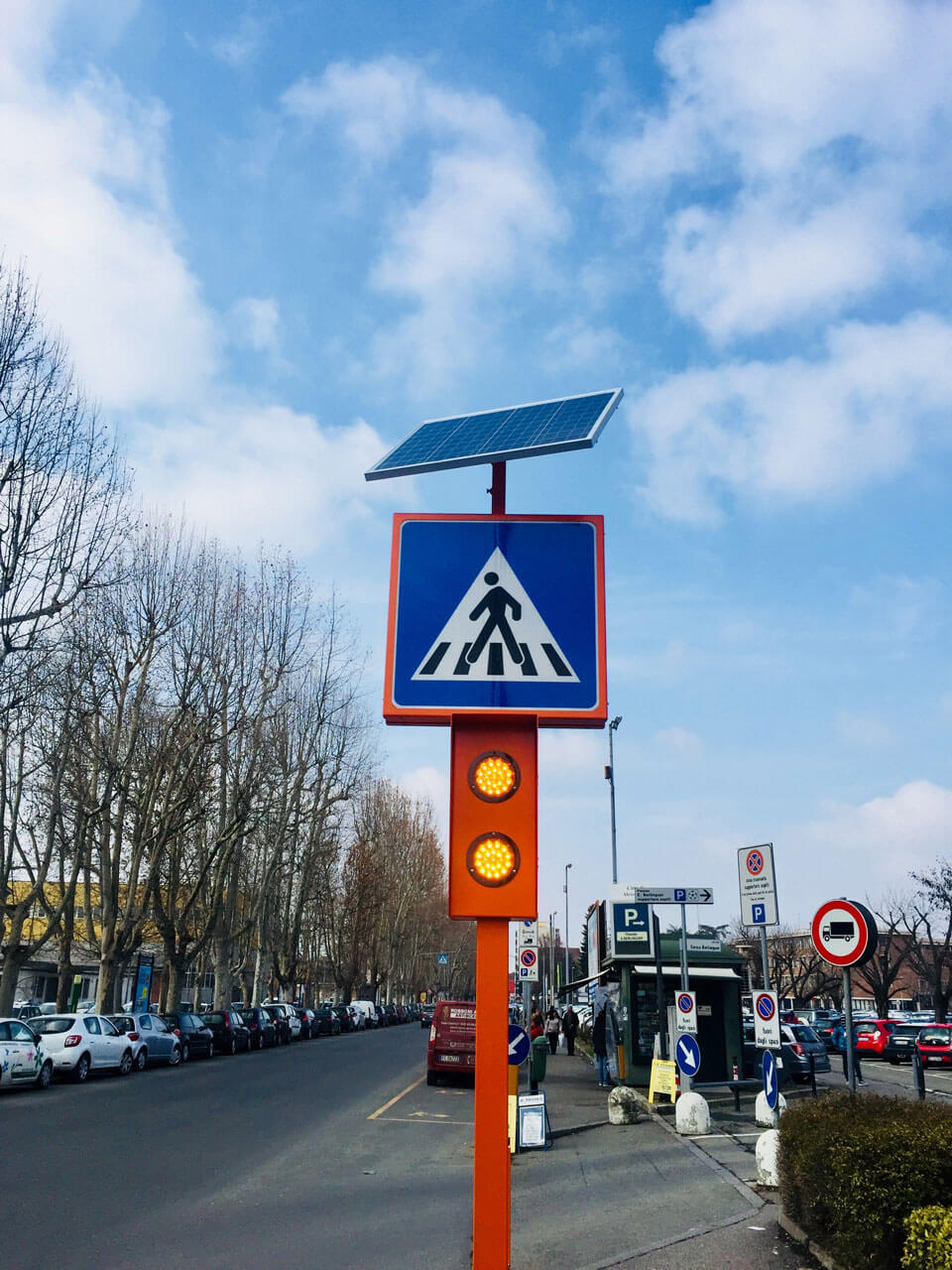 Installazione Alessandria - sicurezza stradale piemonte -foto 1