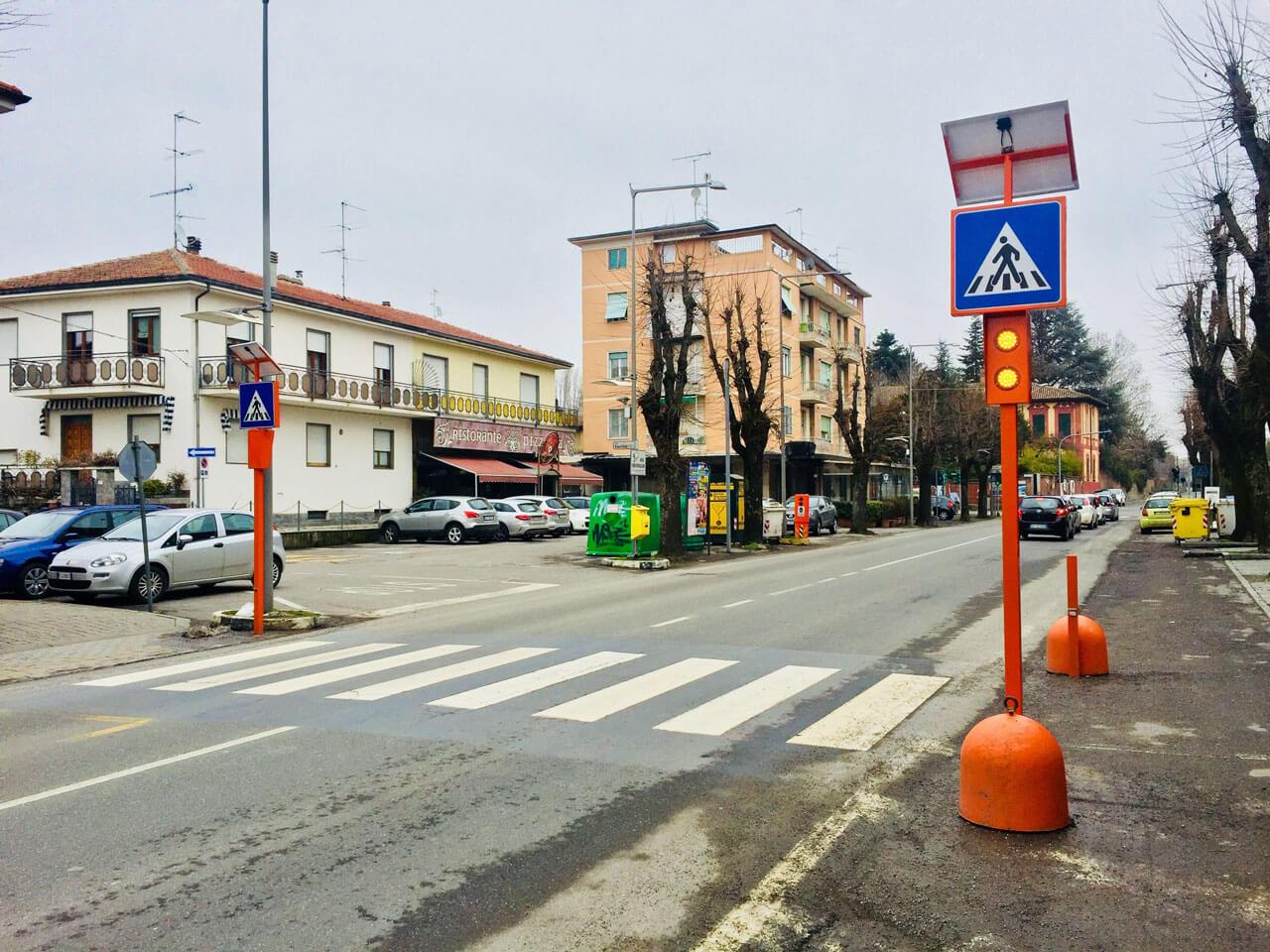 Installazione a Viguzzolo (Alessandria) - 4